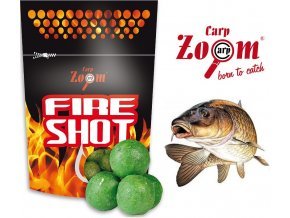 Carp Zoom Fire Shot boilies 120 g/16 mm