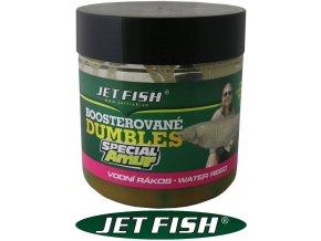 Jet Fish Special Amur boostrované Dumbles 14 mm/120 g