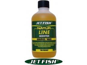 Jet Fish Natur Line Booster kukuřice 250 ml