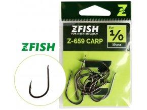 Zfish háčky Carp Hooks Z-659 - 10 ks