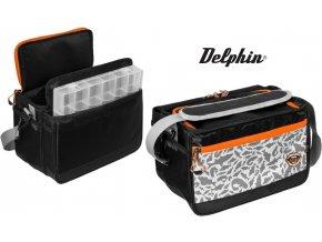 Taška na rameno Delphin ATAK! Quick