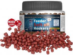 Carp Zoom pelety Feeder Soft Hookers 90 g