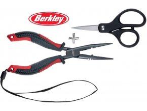 Berkley rybářské kleště + nůžky FishinGear Plier/Shears