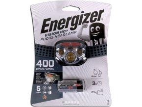 Čelovka Energizer Vision HD+ Focus Headlamp 400 Lumens