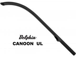 Karbonová vrhací tyč Delphin CANOON UL