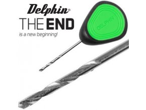 Vrták na boilies Delphin THE END GRIP Drill