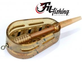 Filfishing krmítko Flat Method Feeder