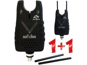 Hlásiče záběru Carp System Akvan Q3 - AKCE 1+1