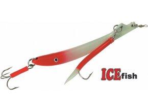 Pilker ICE Fish MAK - fluo