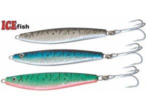 Pilkry ICE Fish - set pilkinů 1
