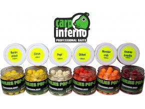 Carp Inferno Pop-Up plovoucí boilies 13 mm/150 ml