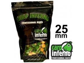 Carp Inferno boilies Nutra Line 25 mm/1 kg