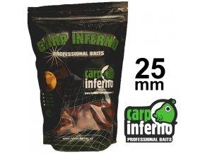 Carp Inferno boilies Hot Line 25 mm/1 kg
