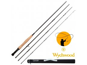 Wychwood muškařský prut Flow Fly Rod 7,6ft/#4