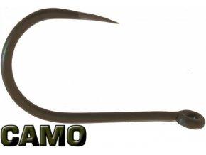 Háčky Carp System Camo CAB bez protihrotu - 10 ks