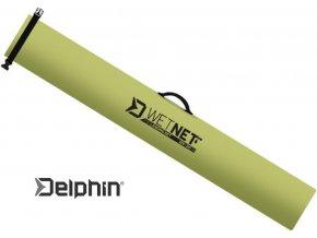 Nepromokavé pouzdro na podběrák Delphin WetNET 125 x 20 cm