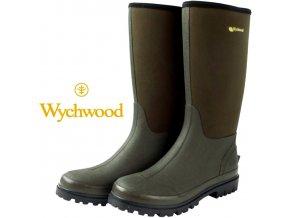 Wychwood neoprenové holínky Neoprene 3/4 Boots