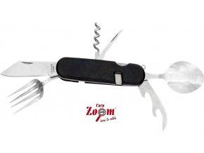 Carp Zoom multifunkční kapesní nůž Multi Function Chow Set