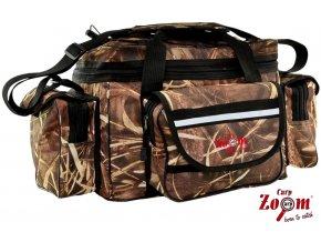 Carp Zoom rybářská taška Camou Bag