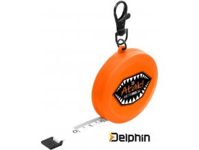 Rybářský metr Delphin MeTa Atak!