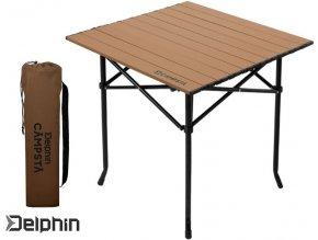 Skládací stolek Delphin CAMPSTA