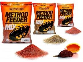 Mivardi Method feeder mix 1 kg