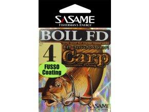 Háčky SASAME Boil FD Fusso Coating