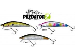 Wobler Predator-Z ASP Shad 10 cm/11 g