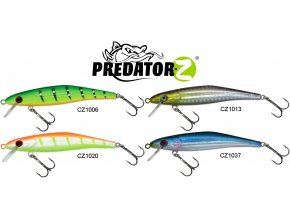 Wobler Predator-Z ASP Minnow 9 cm/5,8 g