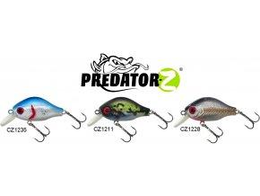 Wobler Predator-Z Headbanger 5,5 cm/7,4 g