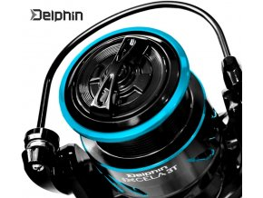 Náhradní cívka na naviják Delphin IXCELA 4T AL BODY 4000