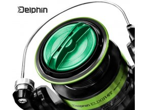 Náhradní cívka na naviják Delphin ELIXIR 4T 4000