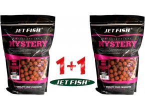 Boilies Jet Fish Mystery Super Spice 20 mm/3 kg - AKCE 1+1