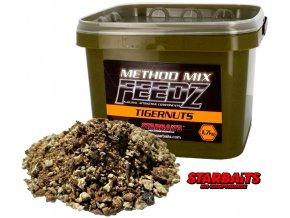 Starbaits Method Mix FEEDZ Tigernuts (tygří ořech) 1,7 kg