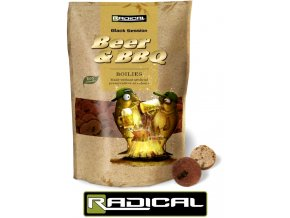 Boilies Radical Beer & BBQ 1 kg