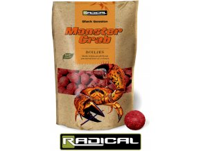Boilies Radical Monster Crab 1 kg