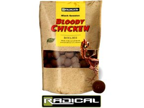 Boilies Radical Bloody Chicken 1 kg