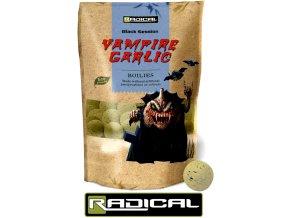 Boilies Radical Vampire Garlic 1 kg