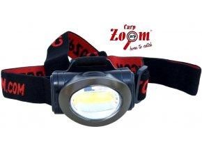 Carp Zoom čelová lampa Vivid COB LED Headlamp