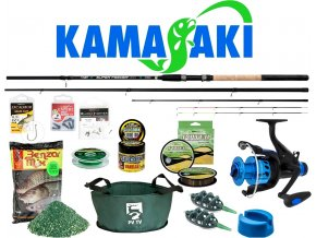 Kamasaki Super Method Feeder Set 360