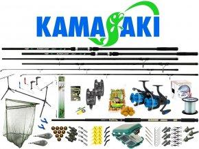 Kamasaki kaprařský set Super Boilie Combo 360