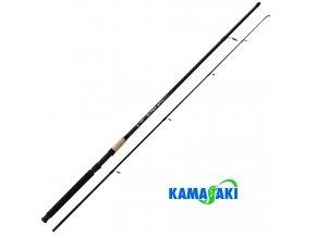 Kamasaki rybářský prut Super Spin 240 cm/30-60 g