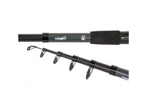 Kamasaki rybářský prut Super Tele 2,40 m/40-80 g