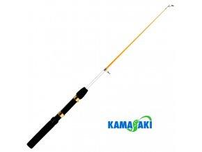 Kamasaki rybářský prut na dírky Tele Ice
