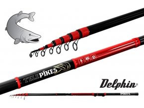 Prut Delphin TELEPIKES 5 m/85 g
