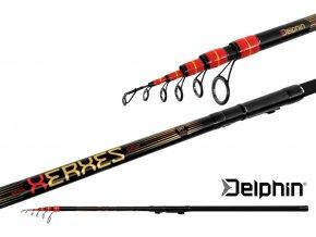 Prut Delphin XERXES TeleFLOAT 360, 390, 420 cm