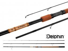 Prut Delphin SYMBOL Match 390, 420 cm
