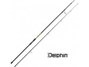 Prut Delphin PARTISAN Carp 360 cm/3,50 lbs (2 díly)