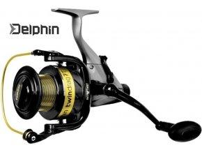 Naviják Delphin TwinDRAG 6T DP 6000