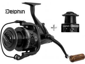 Naviják Delphin CHIMERA NXT 6T 6000 s náhradní cívkou